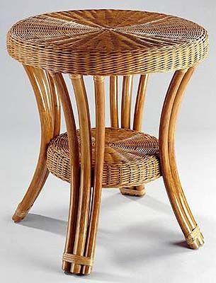 Ratanový stolek BLANKA