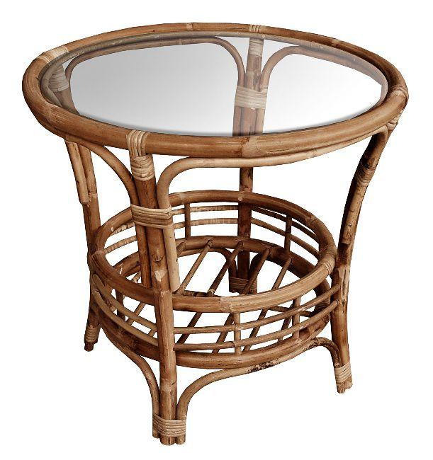 Ratanový stolek PETANI semambo