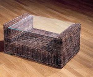 Ratanový stolek TONDANO 100x70 sarang
