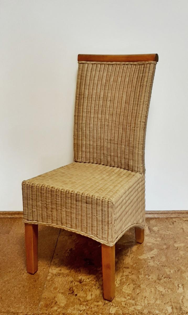 Židle KAIRO světlá