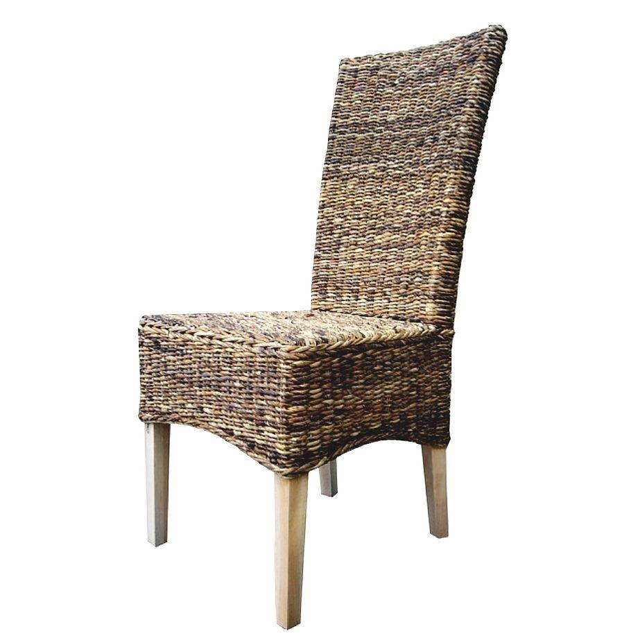 Ratanová židle LASIO banán