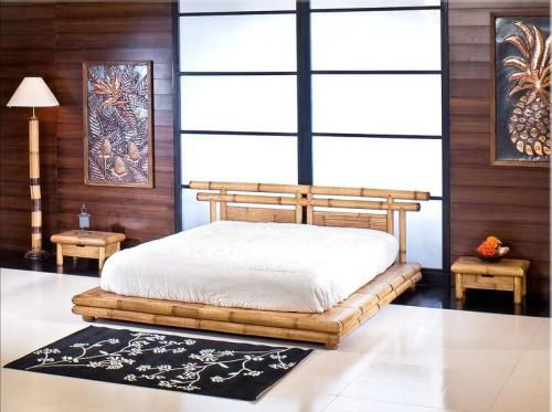 Bambusová ložnice TAO HA