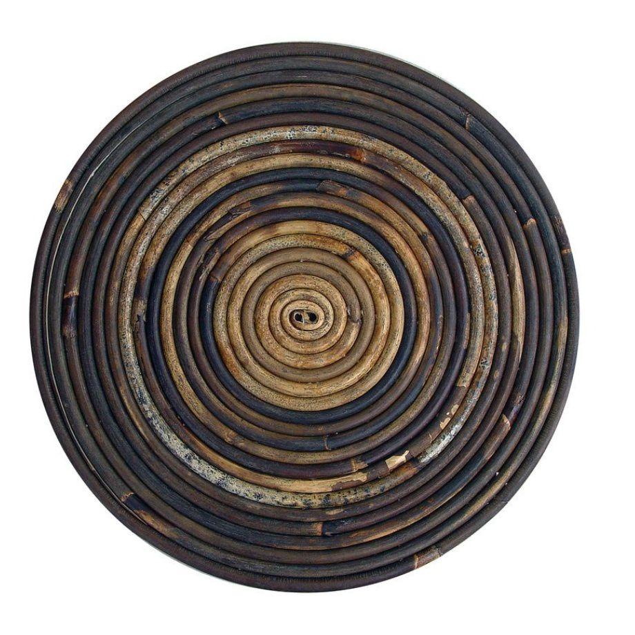 PODLOŽKY točené kulaté sarang antik