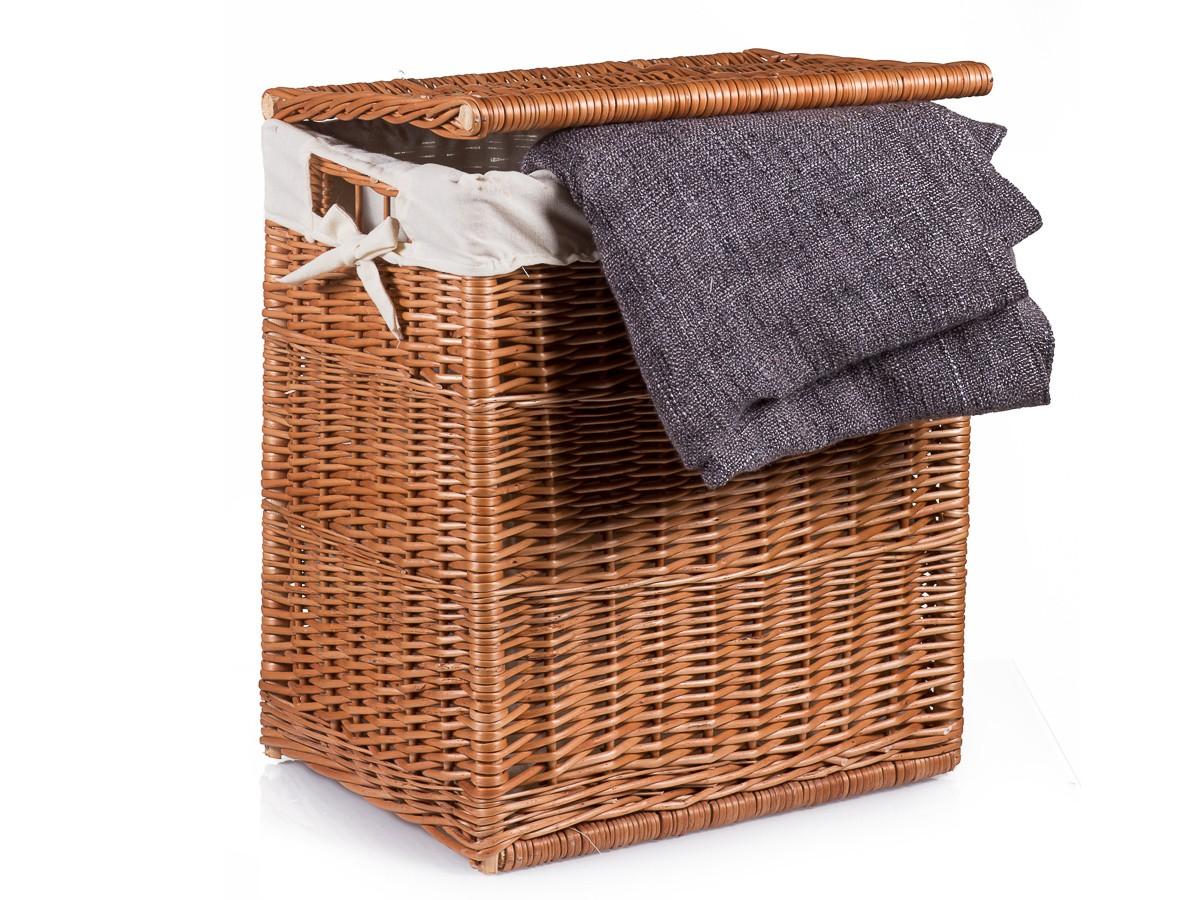 Proutěný koš na prádlo ELLIE M
