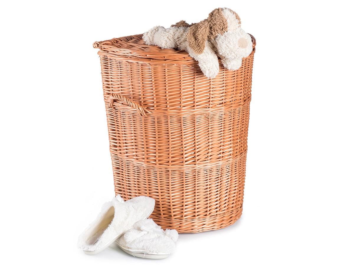 Proutěný koš na prádlo ALICE V
